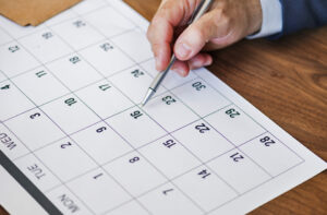 5. Organise Install Date